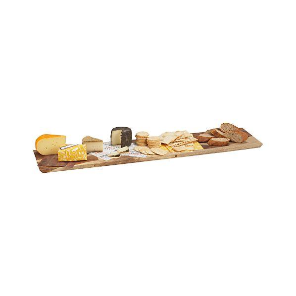 Palisades Wood Cheese Board