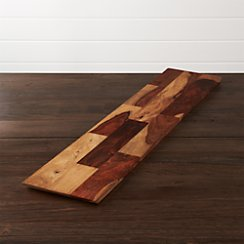 Palisades Wood Cheese Board
