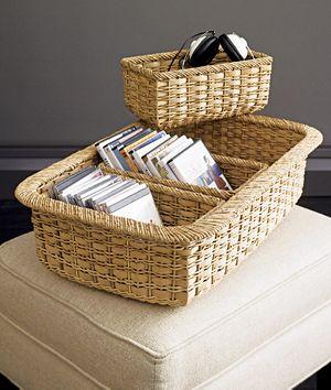 Bamboo-Jute Baskets