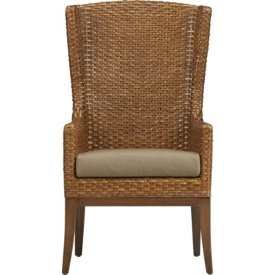 Palmetto Chair with Khaki Cushion