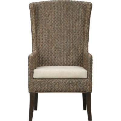 Palmetto II Arm Chair with Cushion