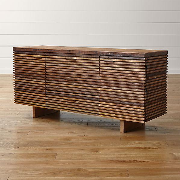 Paloma II Reclaimed Wood Large Sideboard
