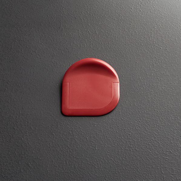 Red Pan Scraper