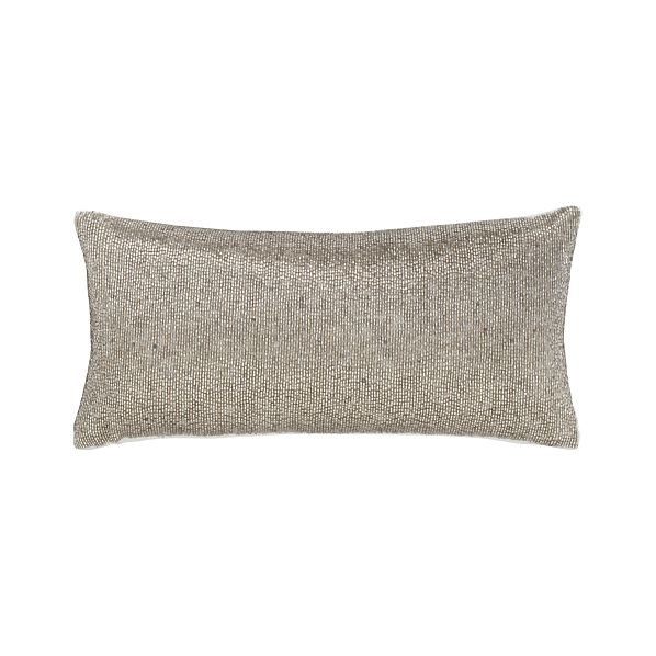 "Panache Platinum 16""x8"" Pillow"