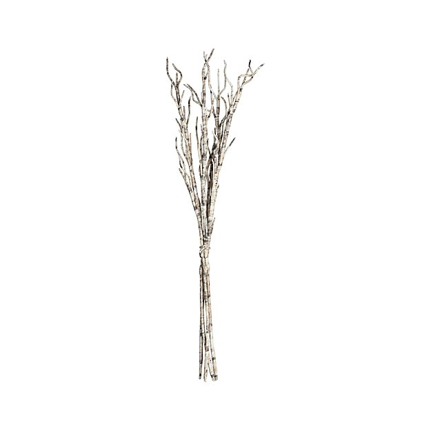 Set of 4 Paper Twig Branches