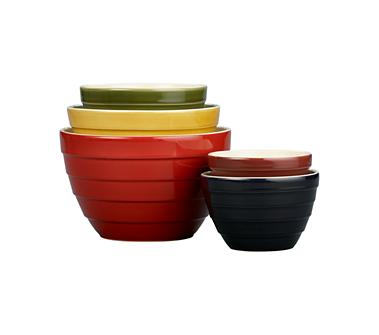 Crate and Barrel - Parker Bowls shopping in Crate and Barrel Kitchen-Accessories