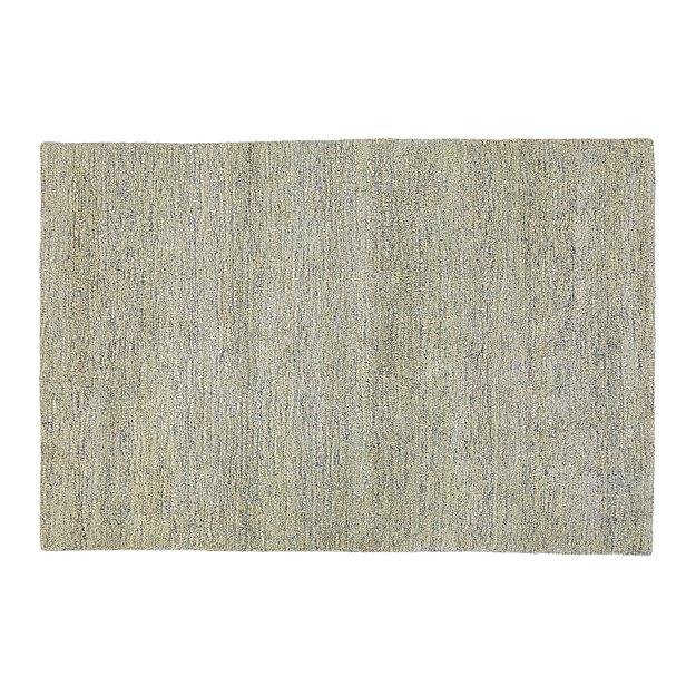 Parker Dove Grey Wool 10'x14' Rug