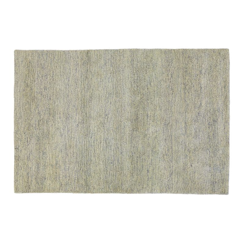 Parker Dove Grey Wool 10'x14' Rug