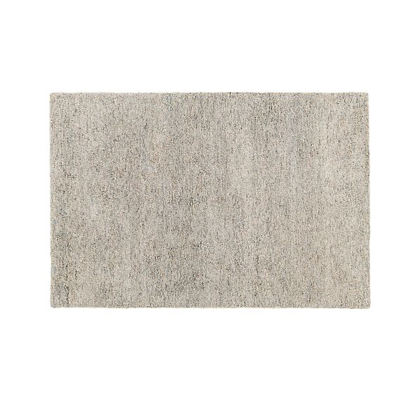 Parker Neutral Wool 9'x12' Rug