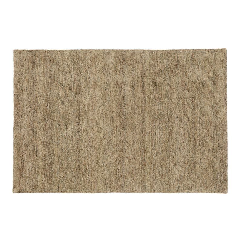 Parker Tea Brown Wool 10'x14' Rug