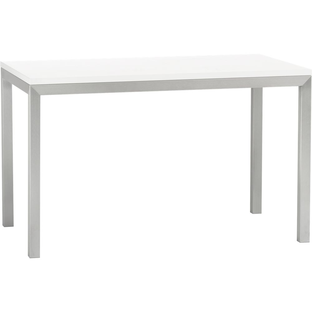 Furniture dining room furniture bases parsons base - Crate and barrel parsons chair ...