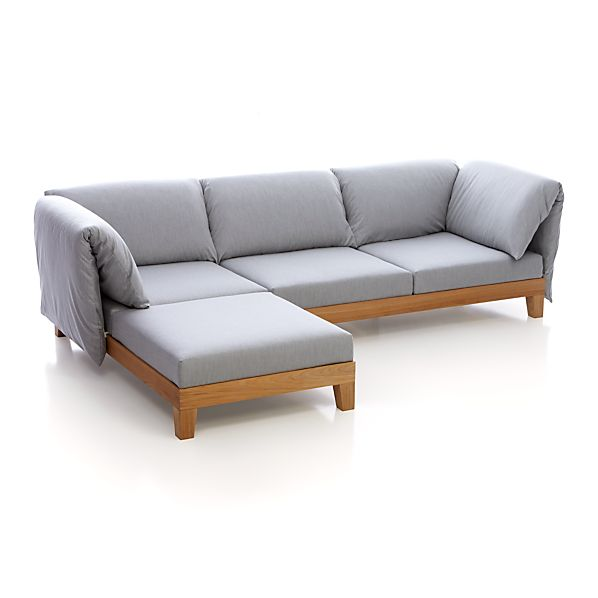 Party 3 Seat Sectional