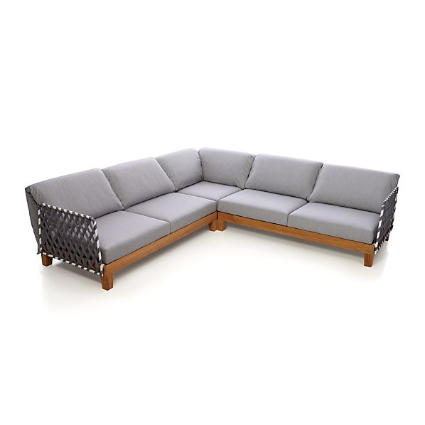 Party 5 Seat Sectional