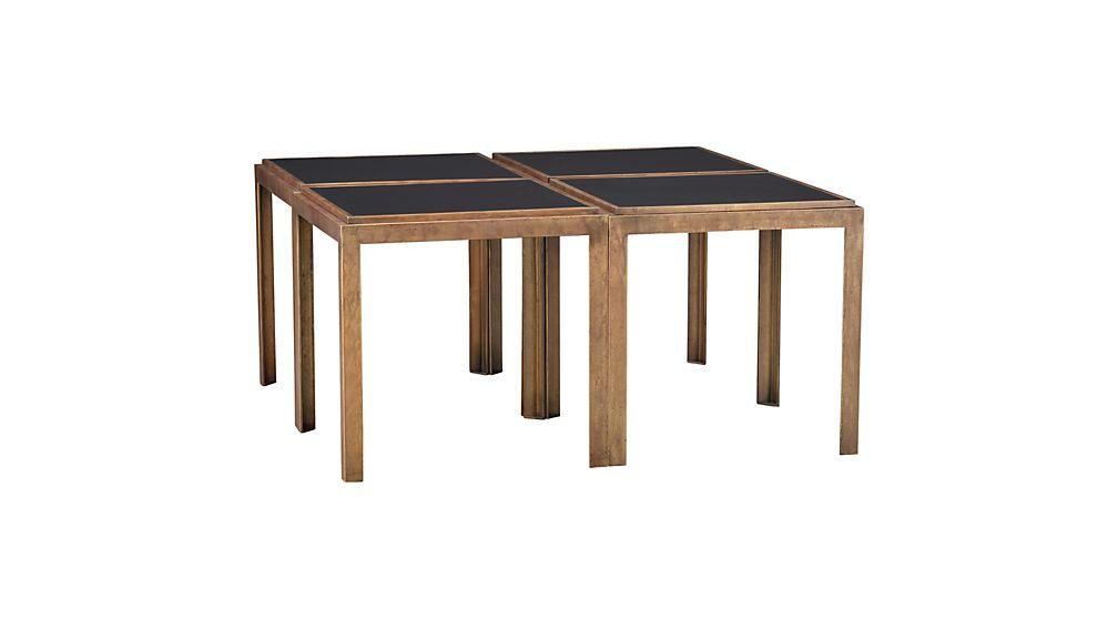 Pascal Bunching Table