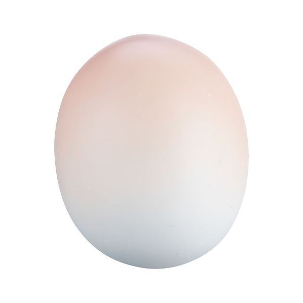 Pastel Pink Egg