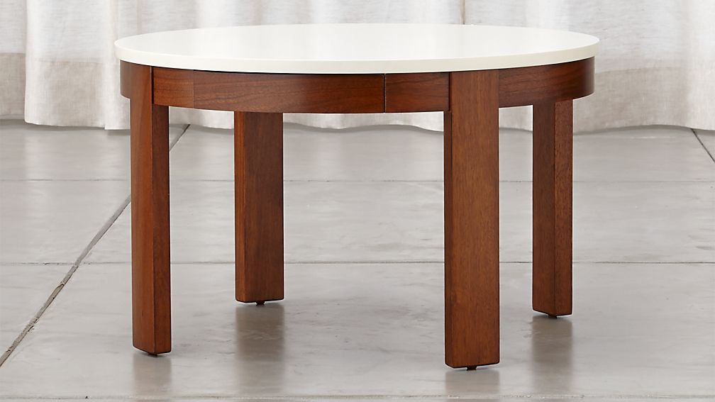 pastis coffee table crate and barrel