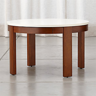 Pastis Large Side Table With Drawer Crate And Barrel