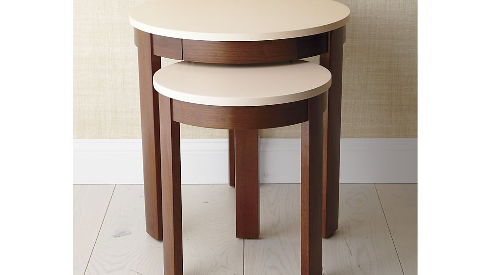 Pastis Large Side Table with Drawer