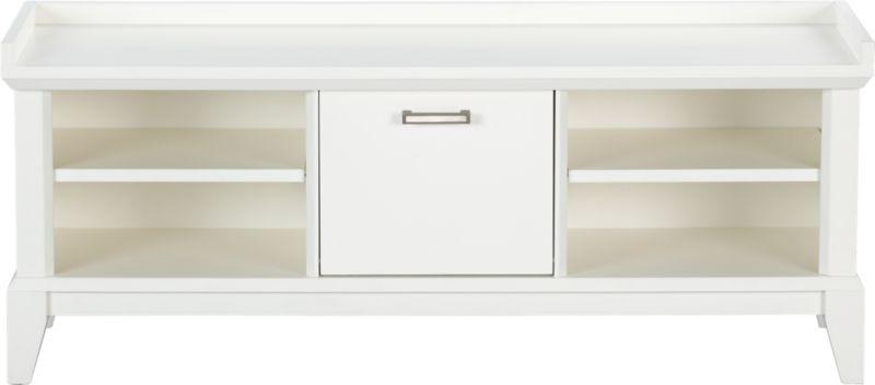 High Quality Ottoman, Storage Bench U0026 Entryway Bench Shopping: Adjustable Shelf .