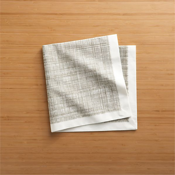 Pavillion Dove Napkin
