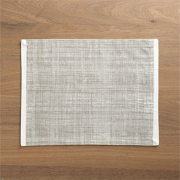 Pavillion Dove Placemat