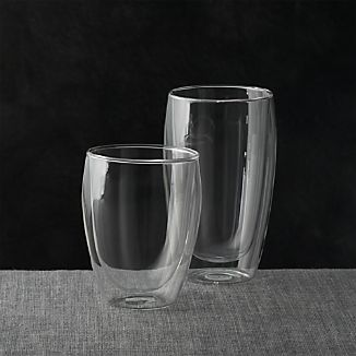 Bodum ® Pavina Glass Tumblers