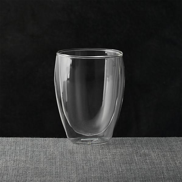 Bodum 174 Pavina 12 Oz Glass Tumbler In Coffee Mugs