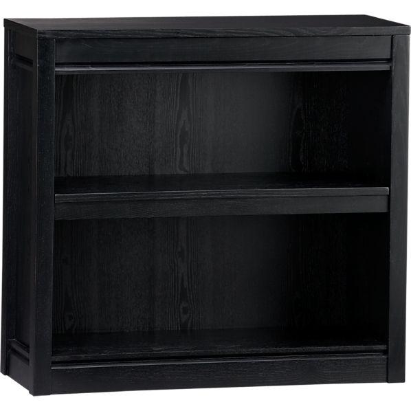 Payton Ebony 32x30 Bookcase