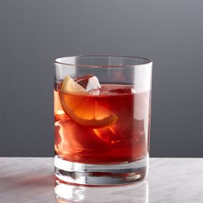 Peak Double Old-Fashioned Glass