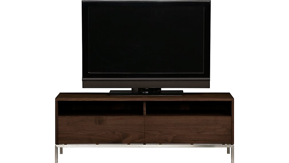 Pearson 55 Quot Media Console Crate And Barrel