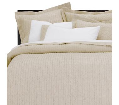 Production items for Crate barrel comforter