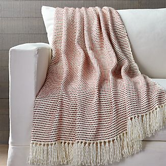 Peppermint Throw