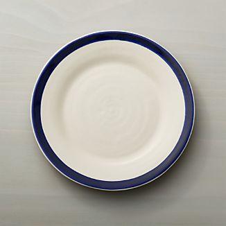 Pescado Dinner Plate