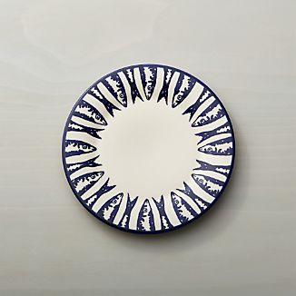 Pescado Salad Plate