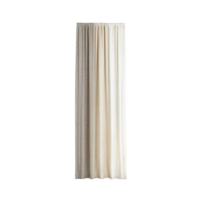 Petra Neutral 50x96 Curtain Panel