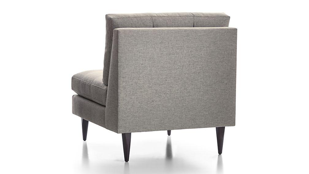 Petrie Armless Chair