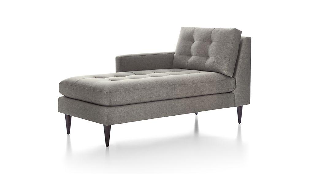 Petrie Left Arm Chaise Lounge