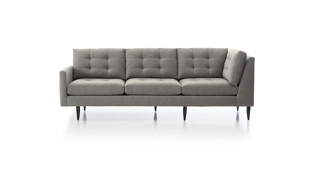 Petrie Left Arm Corner Sofa