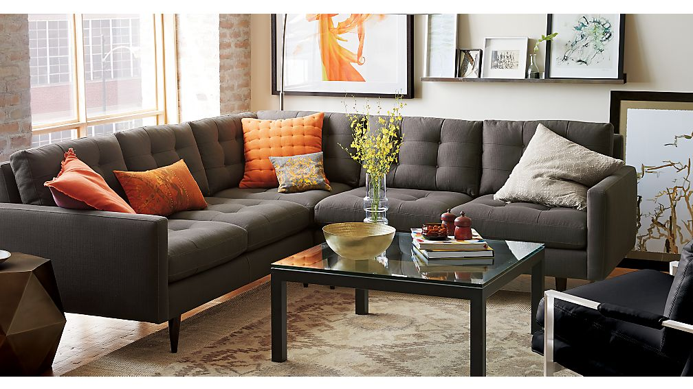 Petrie 2-Piece Sectional Sofa