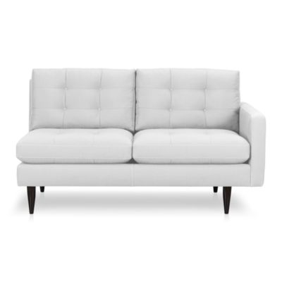 Petrie Right Arm Sectional Loveseat