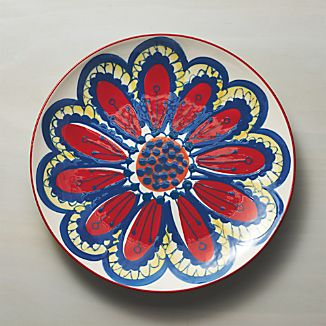 Petula Round Platter
