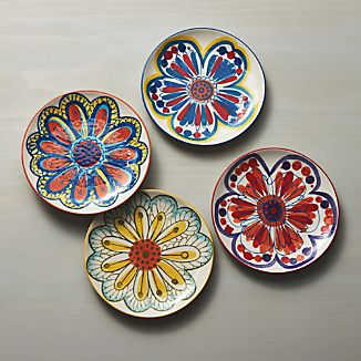 Petula Salad Plates