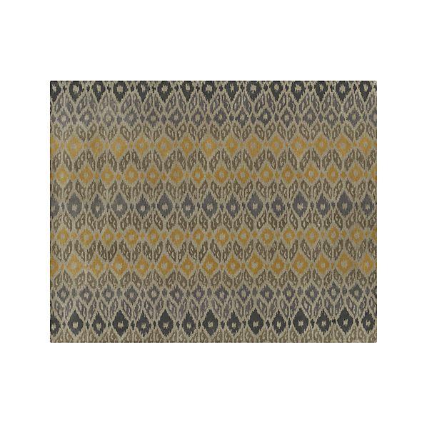 Phila Ikat Wool 8'x10' Rug