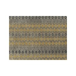 Phila Ikat Wool 9'x12' Rug