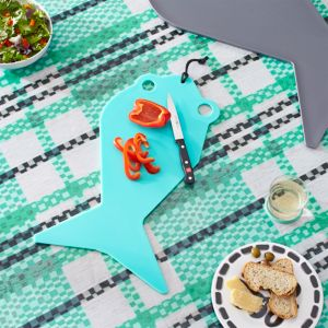 Pic-nic Fish Small Cutting Board