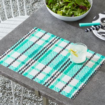 Pic-nic Plaid Placemat