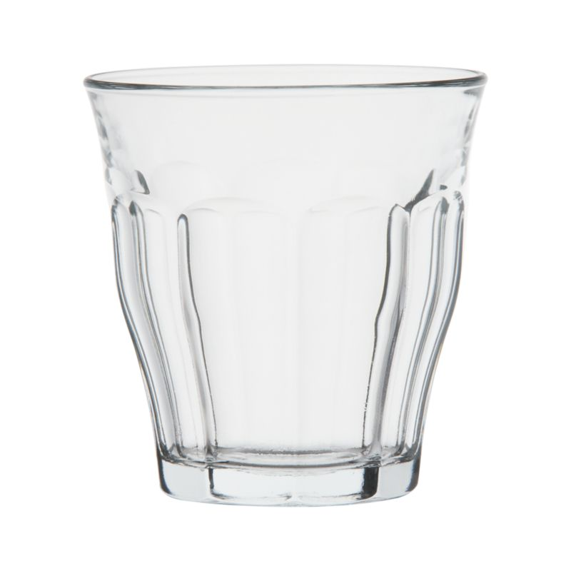 Bistro basics. The daily face of France is reflected in this classic faceted tumbler, which serves up espresso, juice and aperitifs in cafés from Paris to Avignon. Made of heat-tempered glass, safe for hot as well as cold beverages.<br /><br /><NEWTAG/><ul><li>Heat-tempered glass</li><li>Dishwasher- and microwave-safe</li><li>Made in France</li></ul>