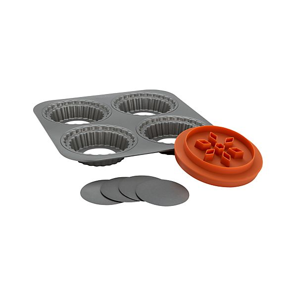 Individual-Mini Pie Pan Set
