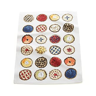 Pie Shoppe Dish Towel