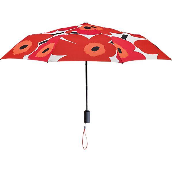 Marimekko Pieni Unikko Automatic Umbrella